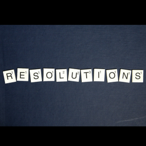 So how's that New Year's Resolution going…….?